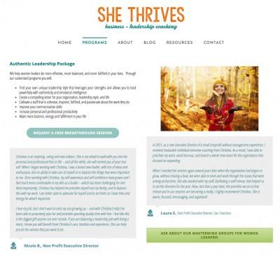 she-thrives