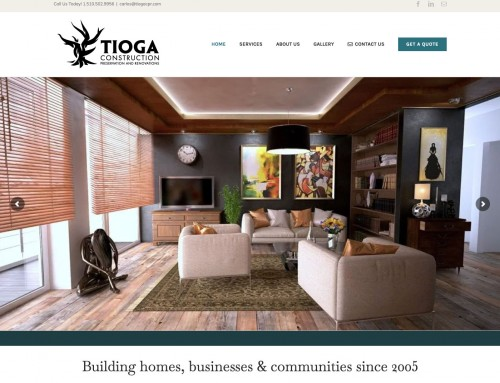 Tioga Construction